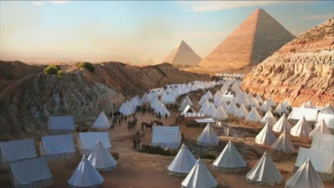 rechabites tents