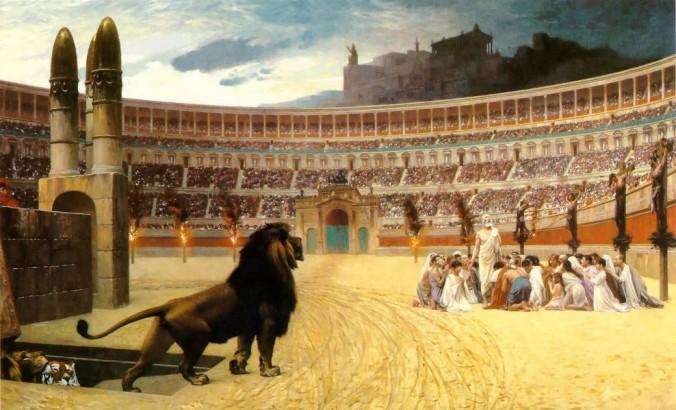 persecution-circo-romano
